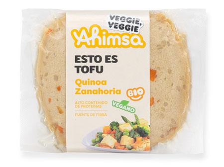 quinoa zanahoria