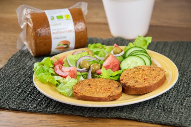 Alimentación saludable, vegana y ecológica.