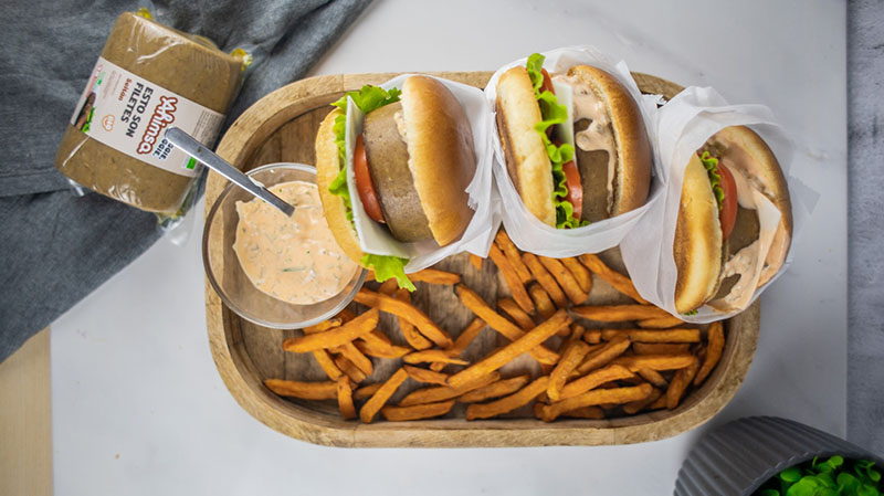 tendencias comida vegetariana